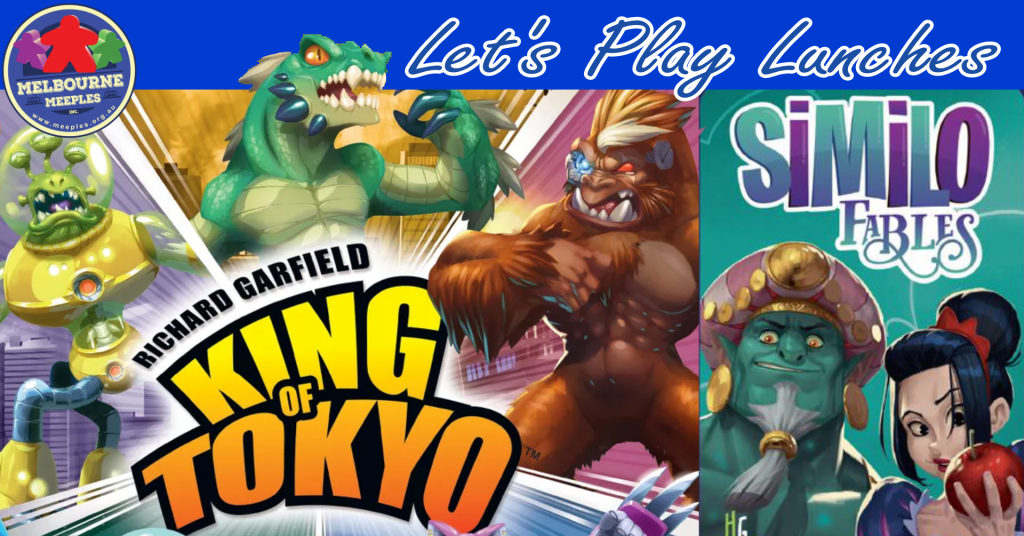 Learn to Play: King of Tokyo/Similo